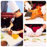 Peking Roast Duck in Yangtse Mannheim