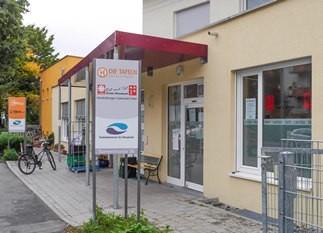 Caritas Heidelberg Tafel