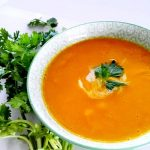 Pumpkin and Coconut Milk Soup