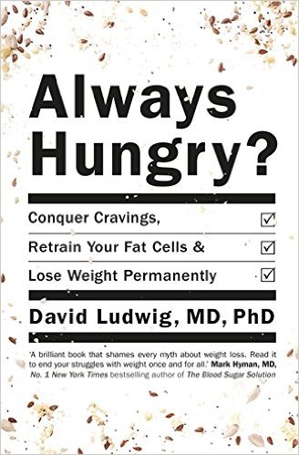 "Dr David Ludwig ""Always Hungry"""