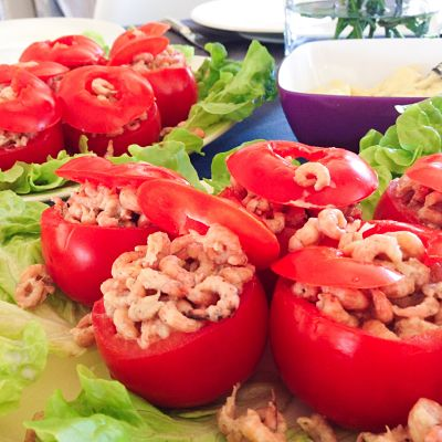 Food-Explorers-Cook-and-Lunch-Recipe-Tomaat-Garnaal