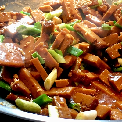 Food-Explorers-Cook-and-Lunch-Recipe-Vegan-Mongolian-Beef