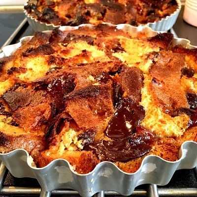 Food-Explorers-Cook-and-Lunch-Recipe-Panettone-Pudding