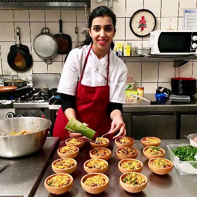 Food Explorers Cuisine Expert Amna Omer