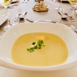Celery Root Bisque