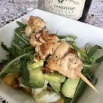 Food-Explorers-Cook-and-Lunch-Recipe-Avocado-Mozzarella-Mango Salad