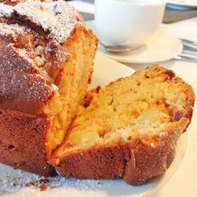 Cook-and-Lunch Recipes Apple Cake Food Explorers