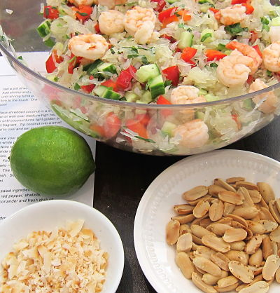 Yam Som O Thai Pomelo Salad
