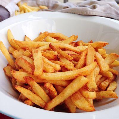 """Belgian Fries """"Frieten"""""""