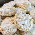 Butter Orange Almond Biscuits