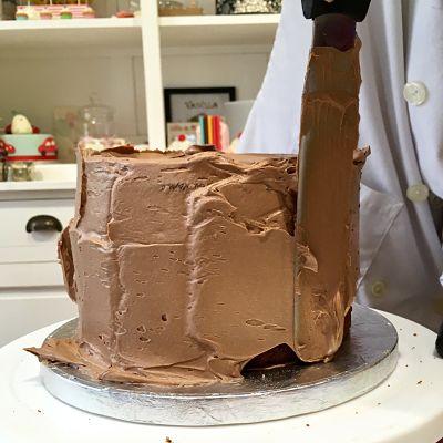 Food Explorers Cake Couture Chocolate Ganache Buttercream
