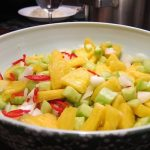 Cucumber Pineapple Acar