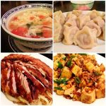 A selection of dishes at Yangda Karlsruhe