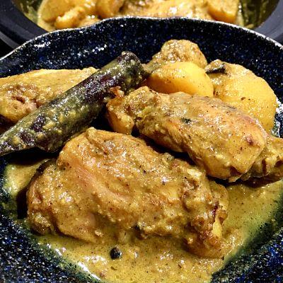Food-Explorers-Cook-and-Lunch-Recipe-Ayam-Kurma
