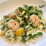 Norwegian Shrimp Salad