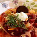 Vegetarian Borschtsch