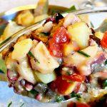 Hobotnica na Salatu (Octopus Salad)