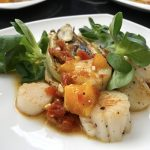 Protected: Griddled Scallops