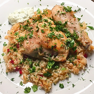 Food-Explorers-Cook-and-Dine-Recipe-Chicken-with-Caramelized-Onion-Cardamom-Rice
