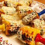 Grilled Mexican Street Corn Elotes